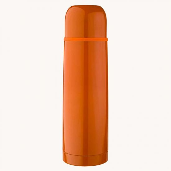 Фото — Biostal Bullet shape vacuum flasks, NB-750C-O, Оранжевый