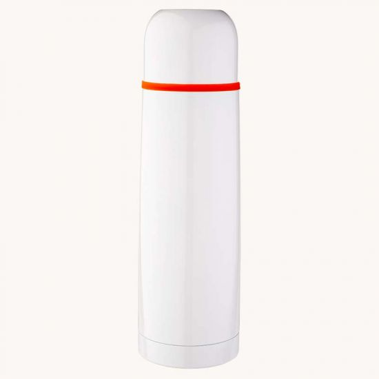 Фото — Biostal Bullet shape vacuum flasks, NB-500C-W, Белый