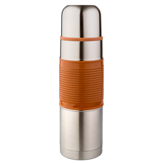 Фото — Biostal Bullet shape vacuum flasks, NB-500Р-C, Оранжевый